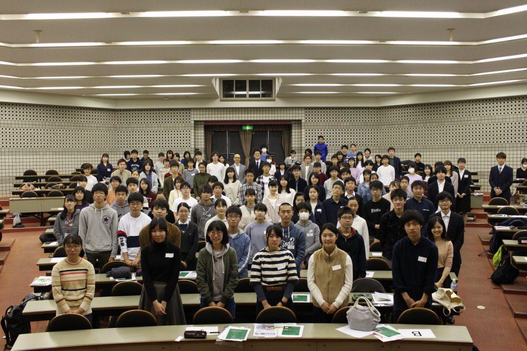 2019年医学を志す〜横市医学部Special Edition〜の集合写真