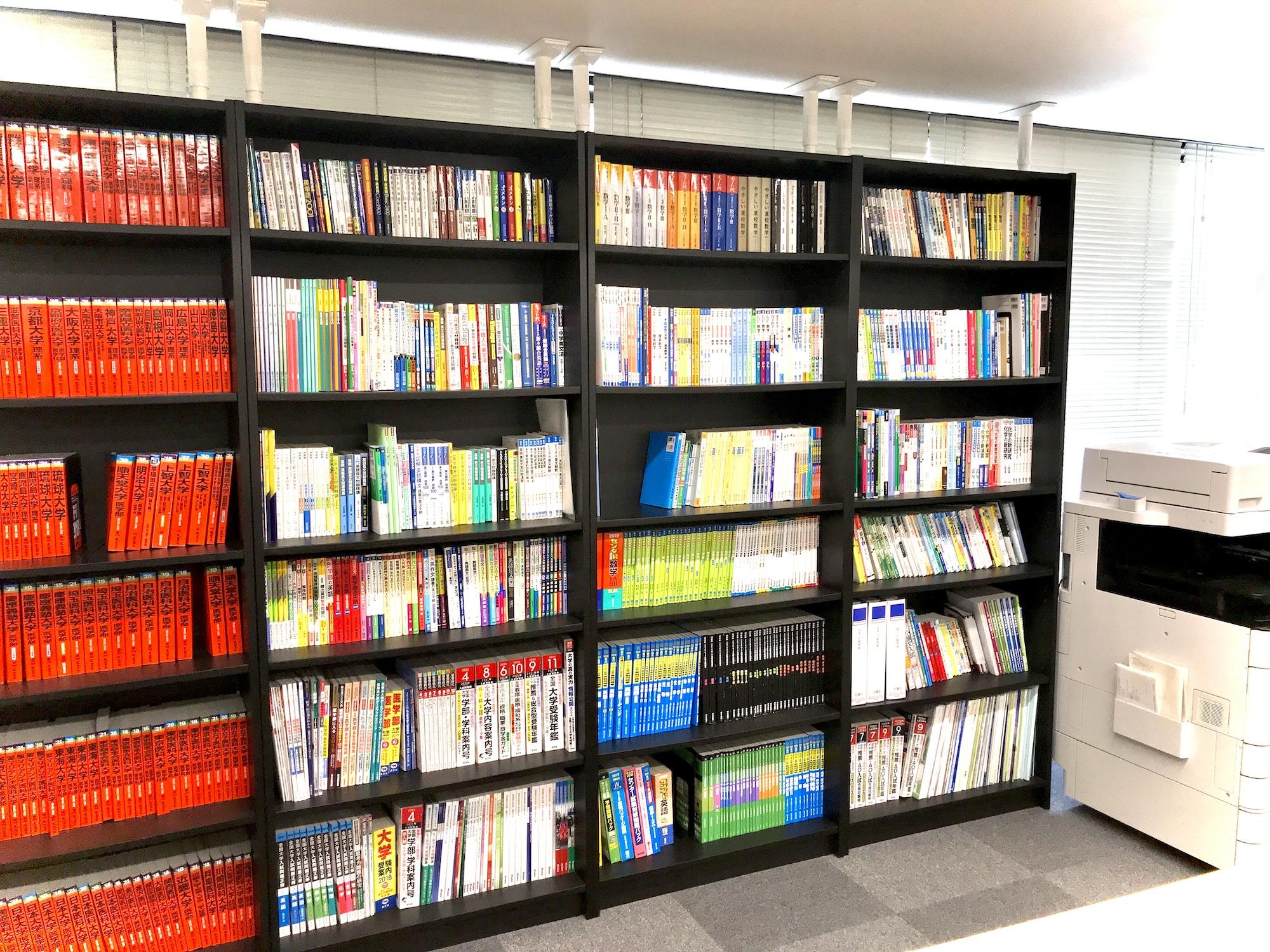 志門医学舎の本棚